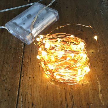 Guirlande Micro LED 8m