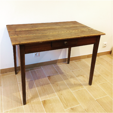 Table en bois GM