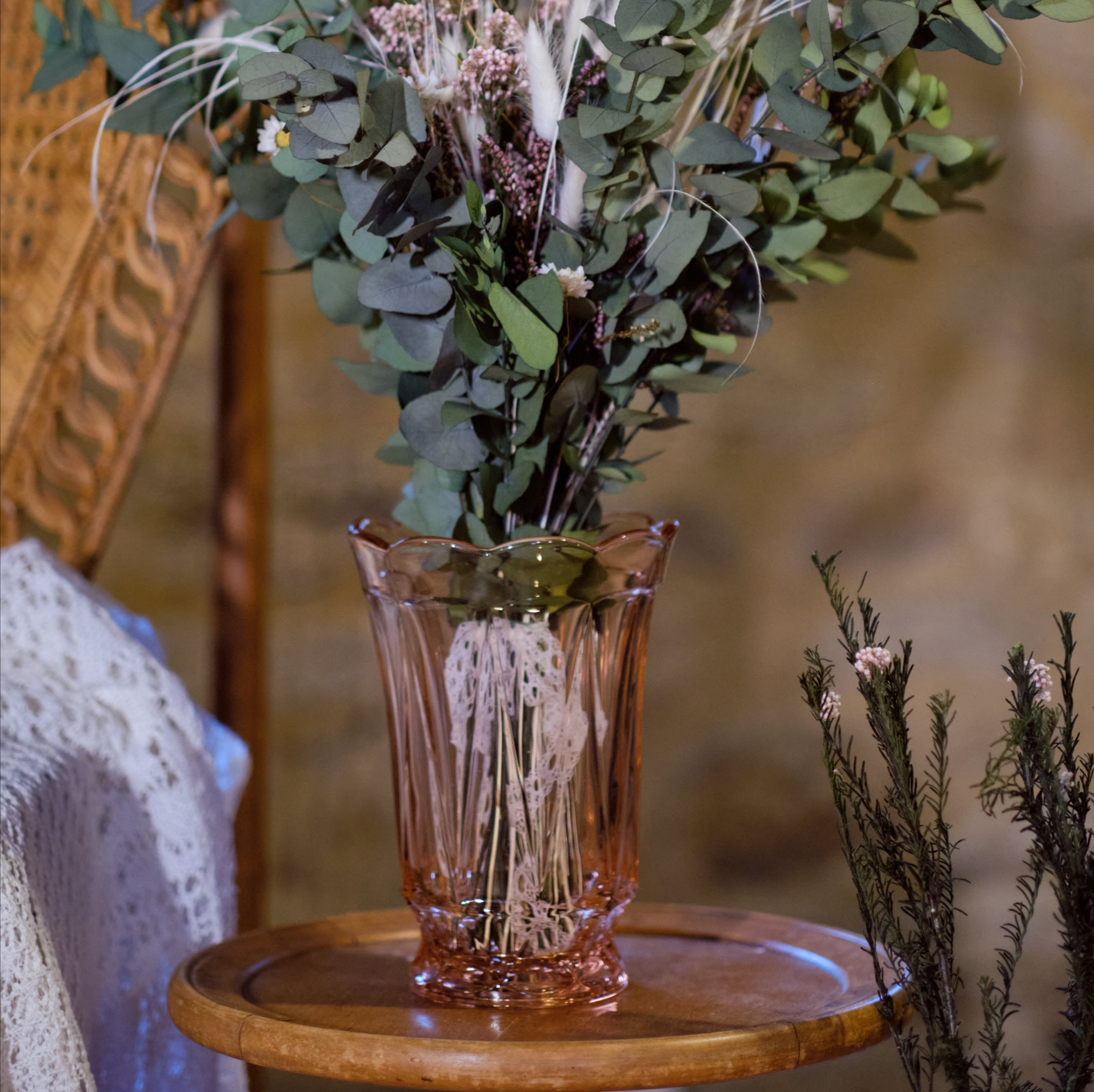 Vase Rosé