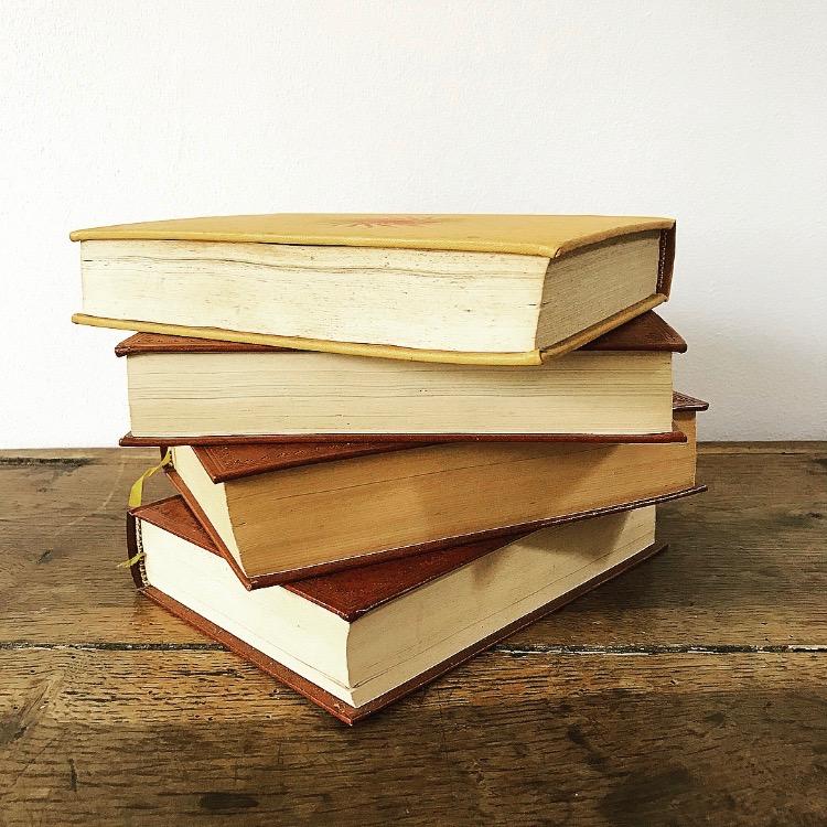Lot de livres anciens
