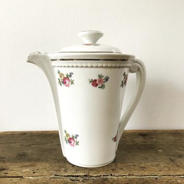 Théière vintage Sylvie