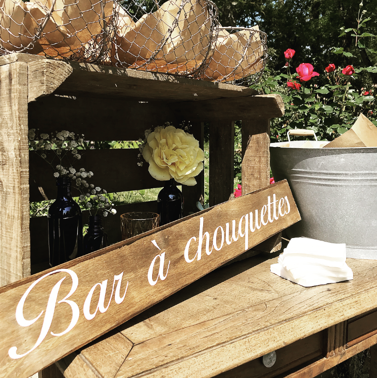 Ensemble Bar à Chouquettes