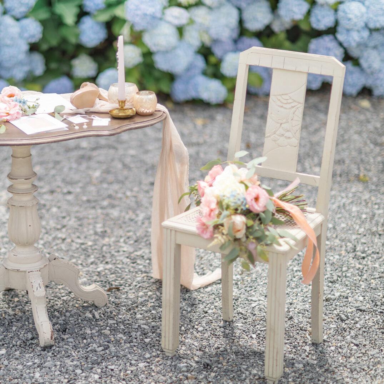 Chaise Romantique