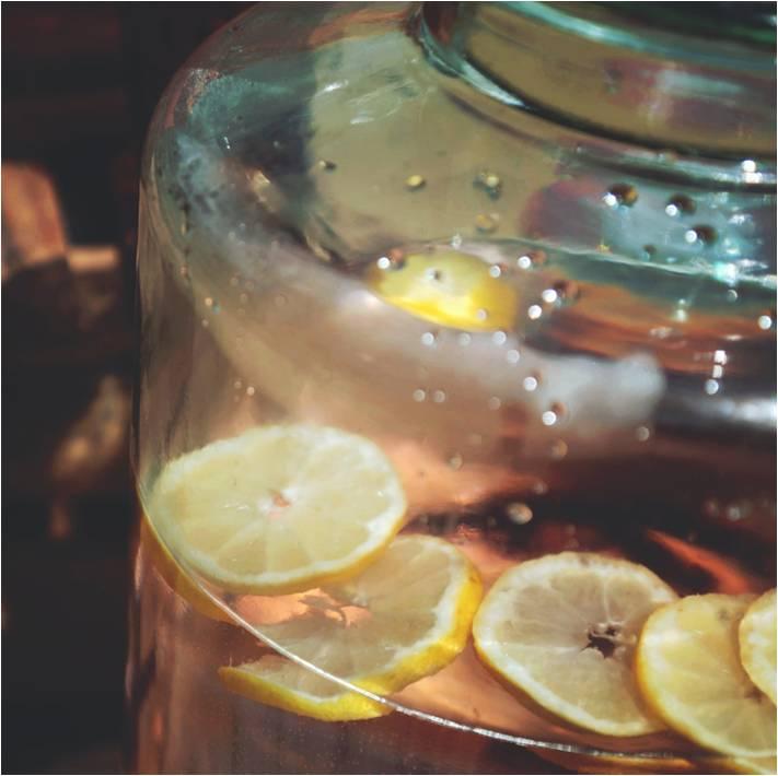 Bar à Jus Bonbonne Jus et Limonade 12.5 L